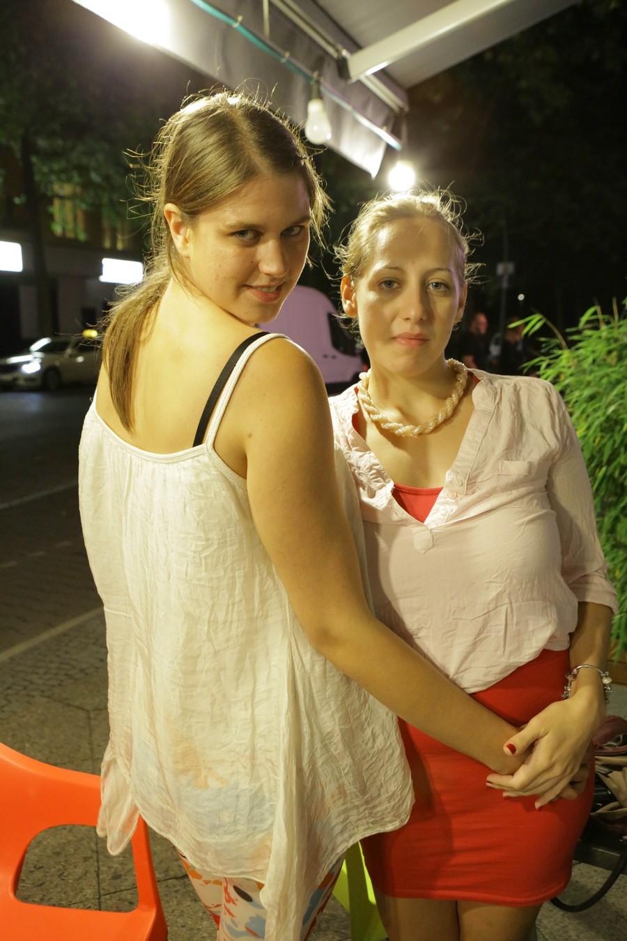 Η Agnes και η Mira, κάνουν καλή παρέα μαζί! 55