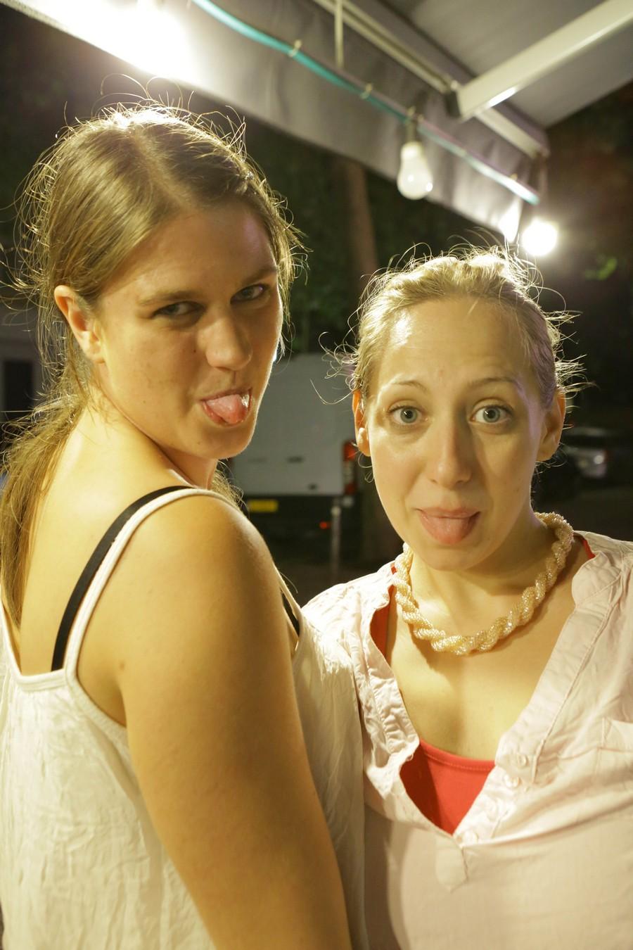 Η Agnes και η Mira, κάνουν καλή παρέα μαζί! 57