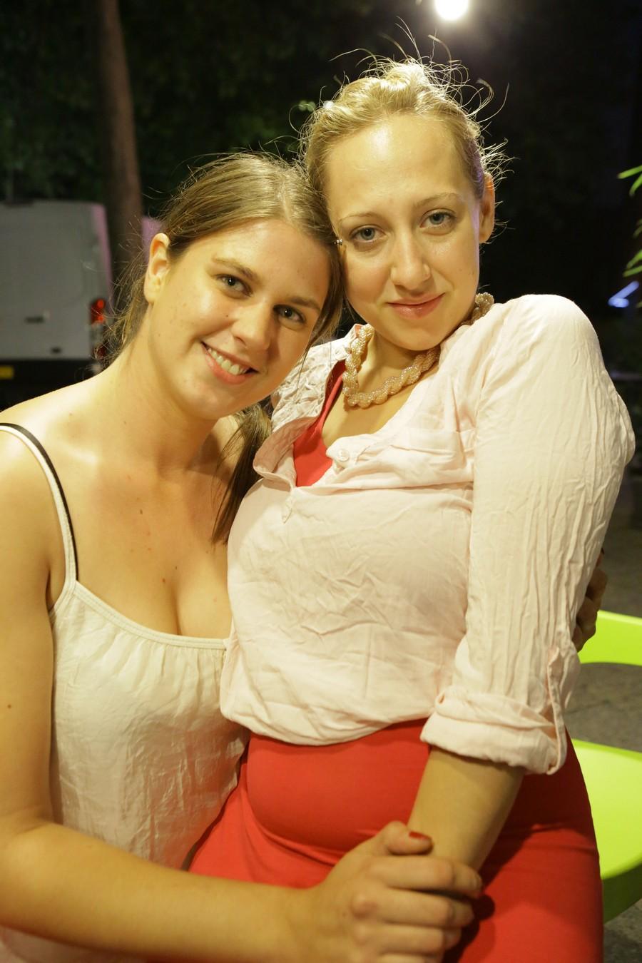 Η Agnes και η Mira, κάνουν καλή παρέα μαζί! 62