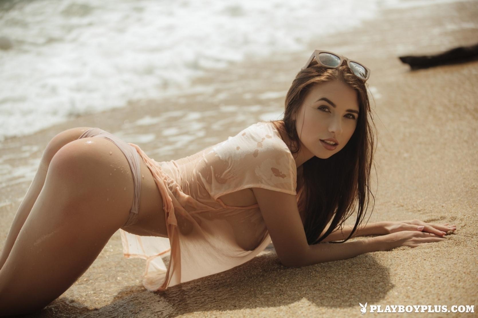 Playboy Plus | Niemira in Kicking up Sand 3