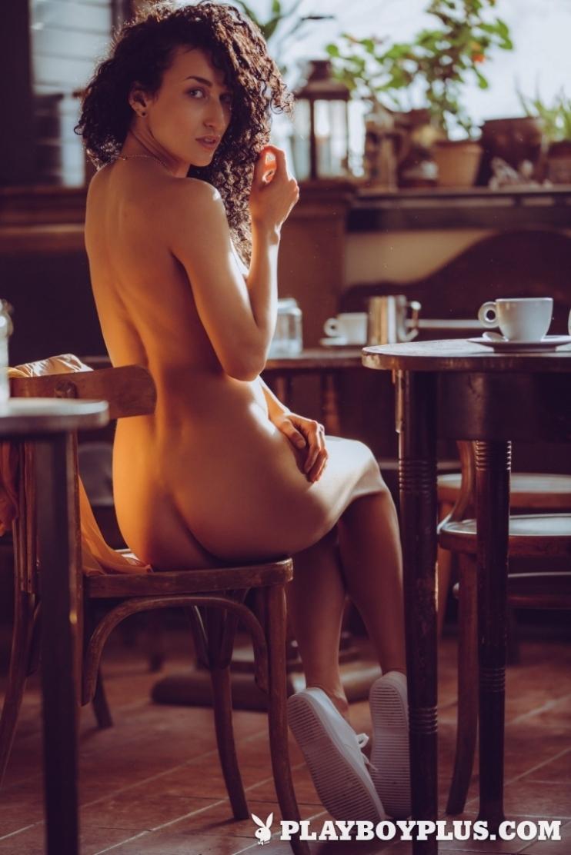 Playboy Plus   Luca Miklósi in Café au Lait 8