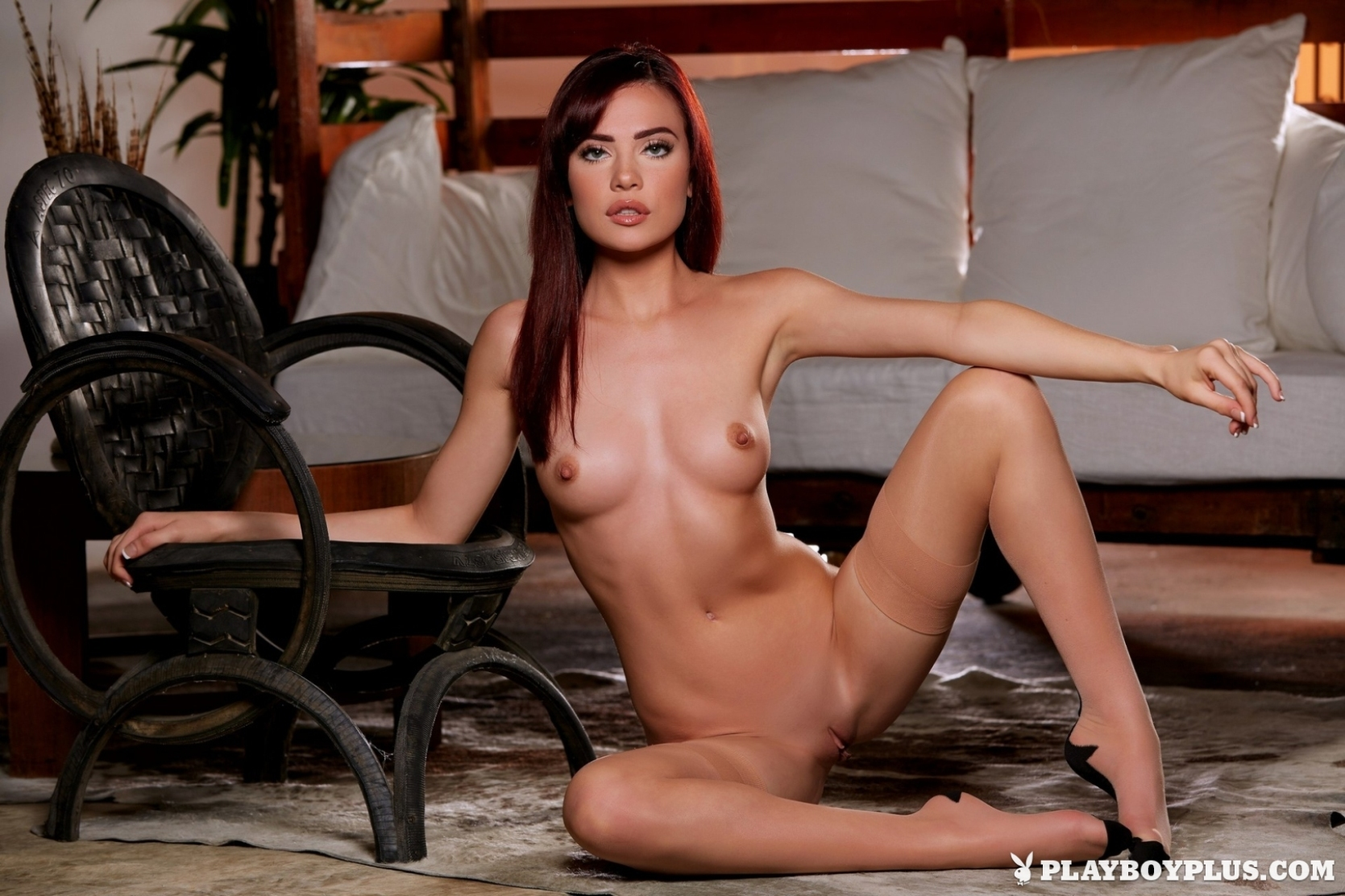 Playboy Plus | Sabina Rouge in Little Bit of Lust 12