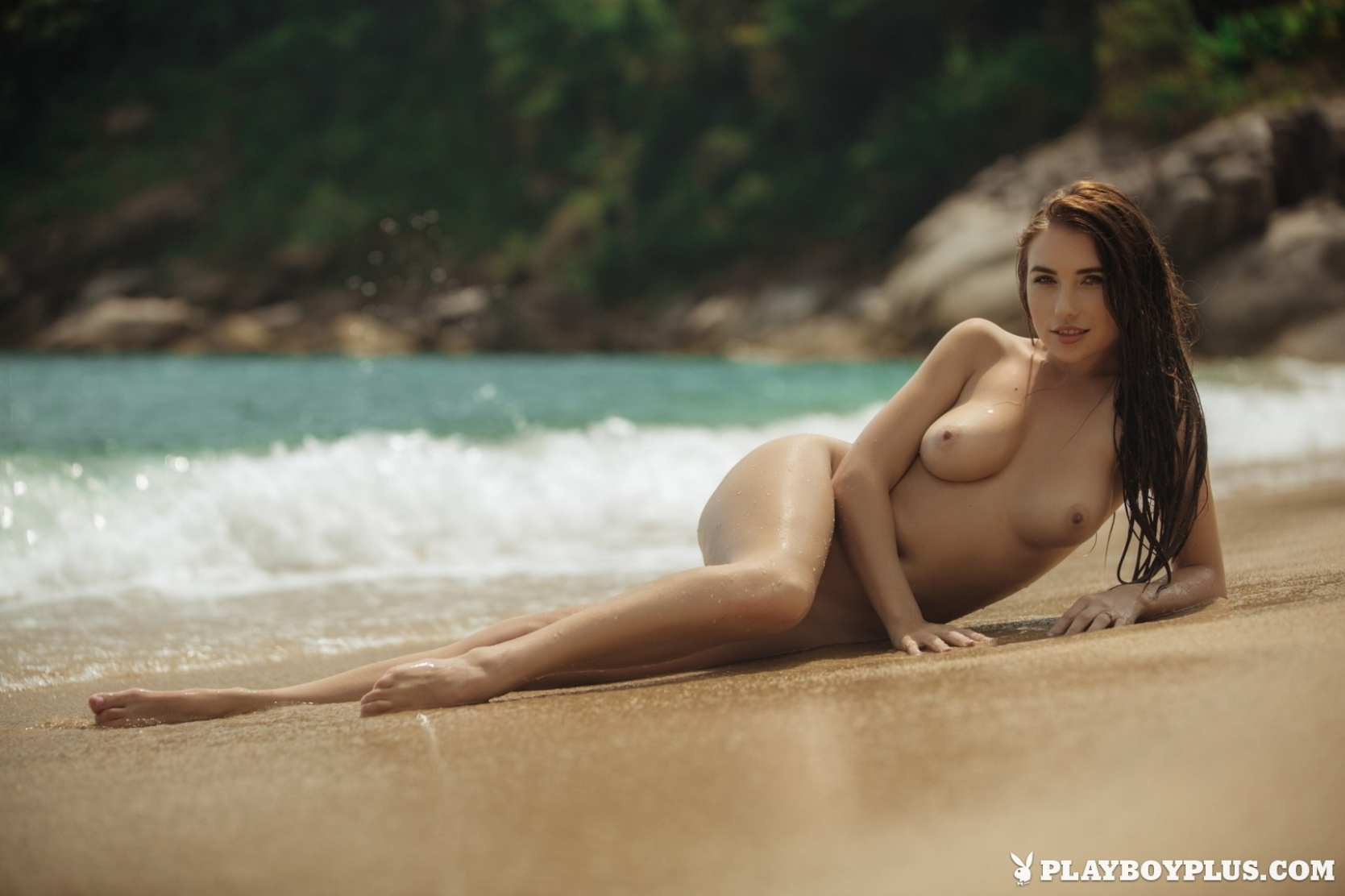 Playboy Plus | Niemira in Kicking up Sand 20