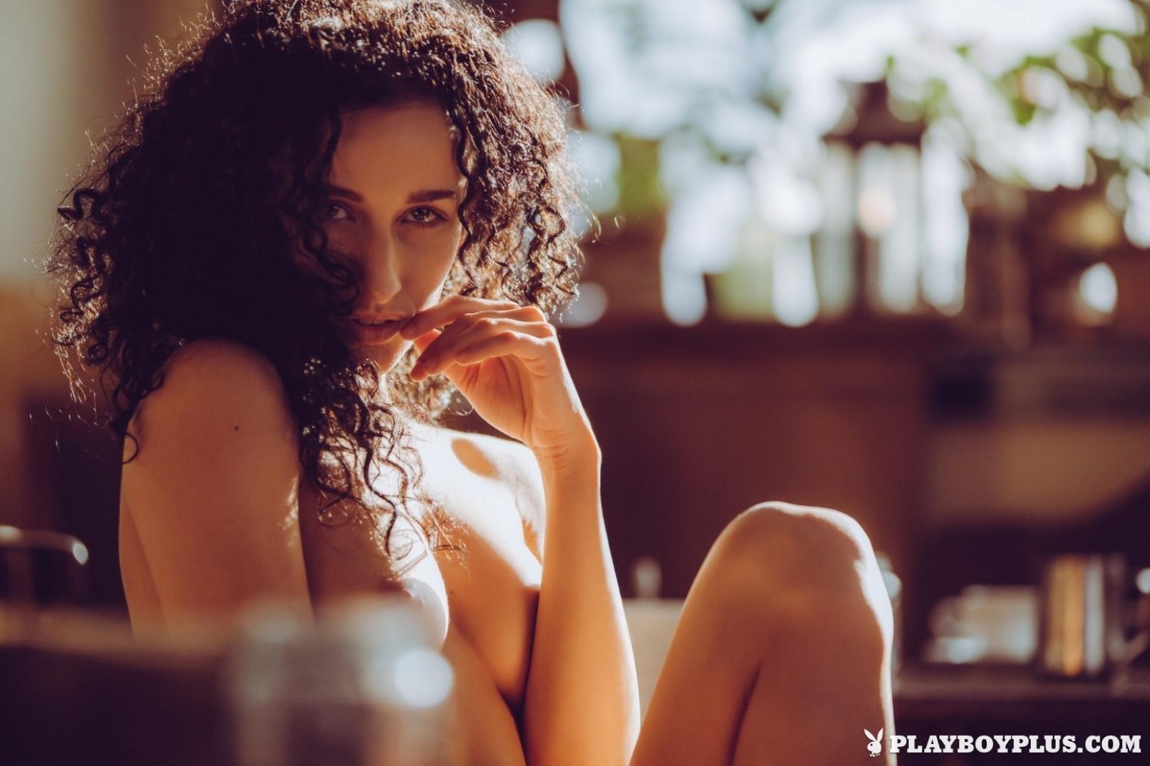 Playboy Plus   Luca Miklósi in Café au Lait 19
