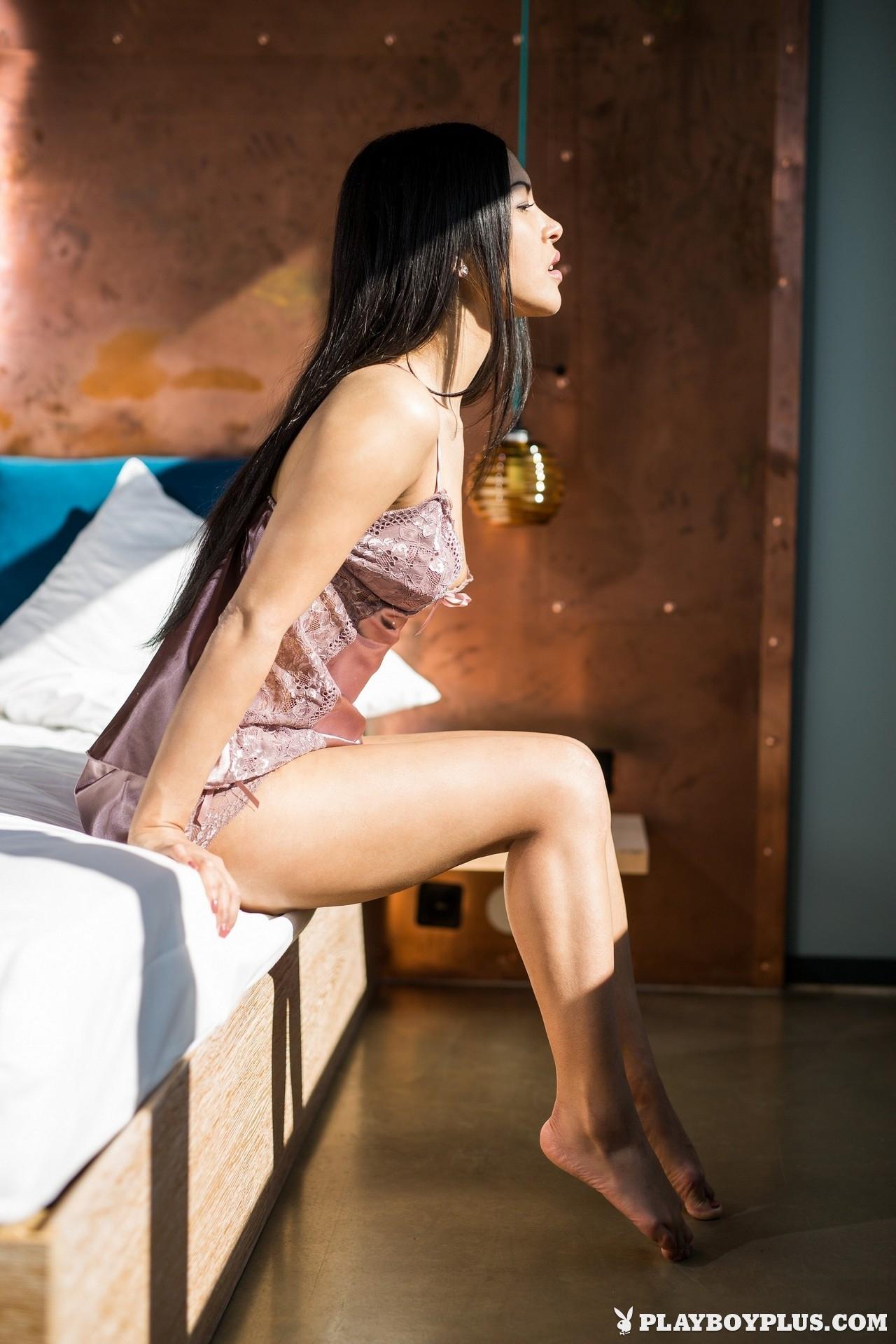 Chloe Rose In Sleeping In Playboy Plus (2)