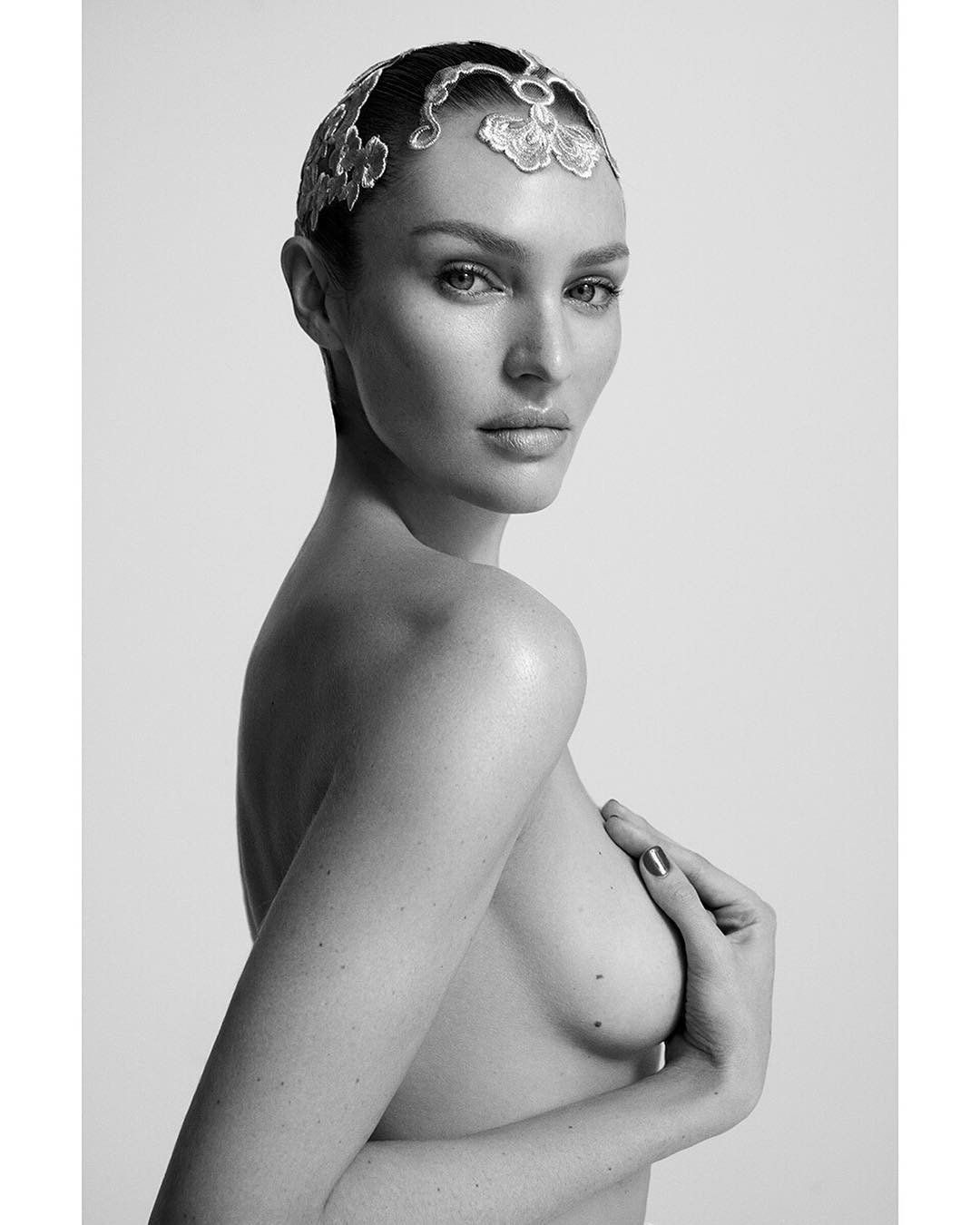 Candice Swanepoel Sexy & Topless (22 Photos) 15