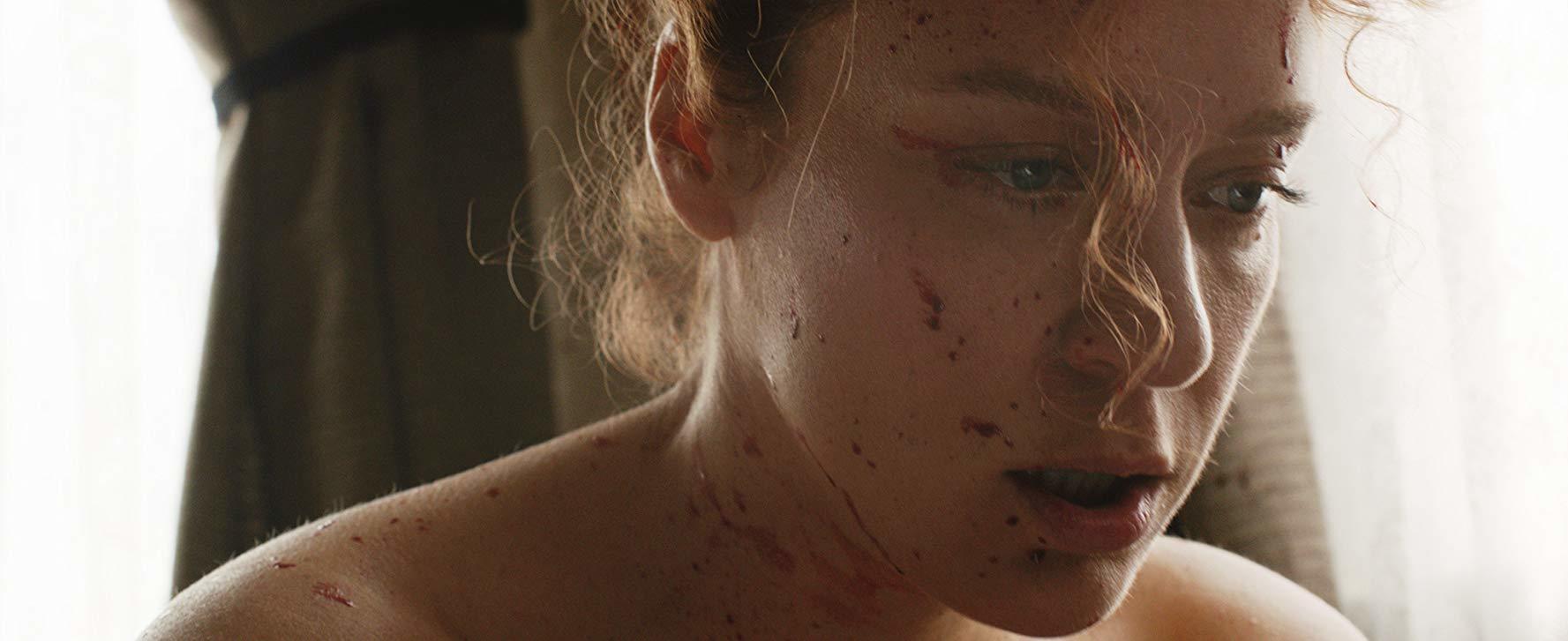 Kristen Stewart, Chloe Sevigny Nude – Lizzie (12 Pics + GIFs & Video) 13