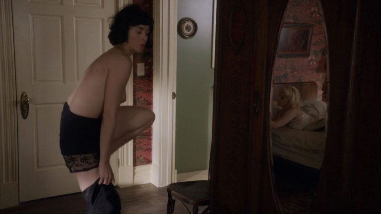 Sarah Silverman Nude, Annaleigh Ashford Sexy – Masters of Sex (7 Pics + GIF & Video) 3