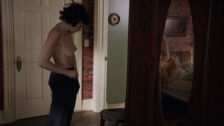 Sarah Silverman Nude, Annaleigh Ashford Sexy – Masters of Sex (7 Pics + GIF & Video) 4