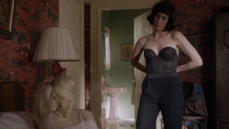 Sarah Silverman Nude, Annaleigh Ashford Sexy – Masters of Sex (7 Pics + GIF & Video) 7