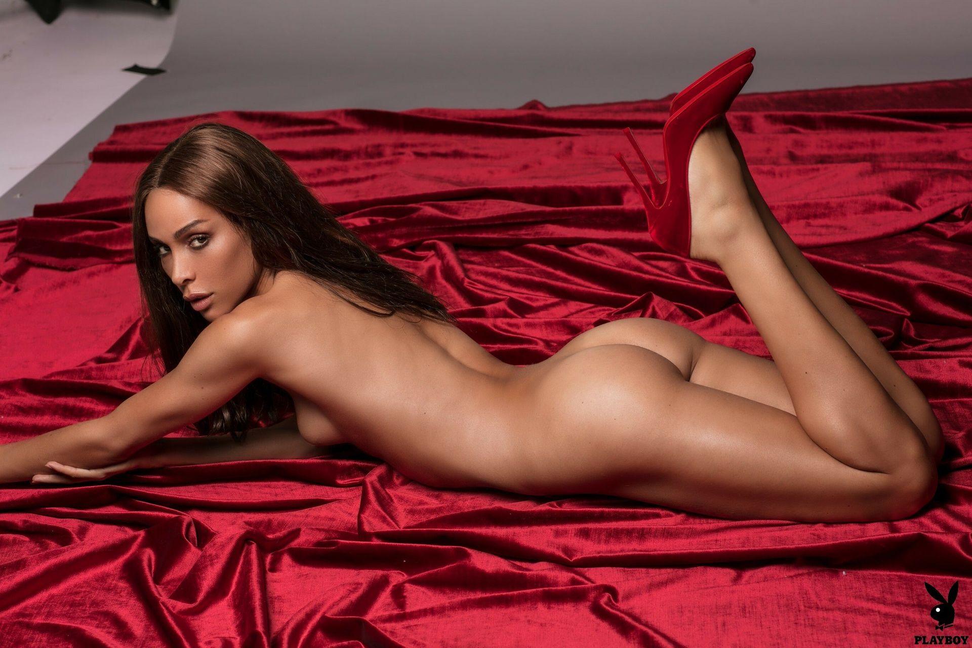 Ines Rau Nude & Sexy (24 Photos) 4