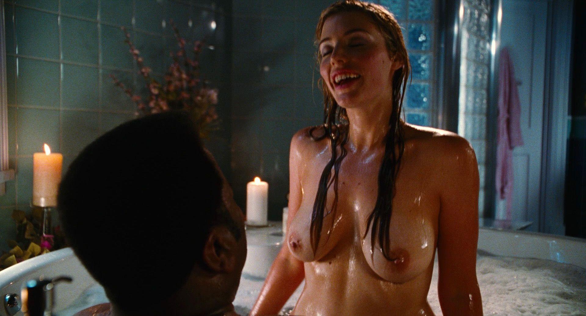 Jessica Pare Nude – Hot Tub Time Machine (6 Pics + GIF & Video) 4