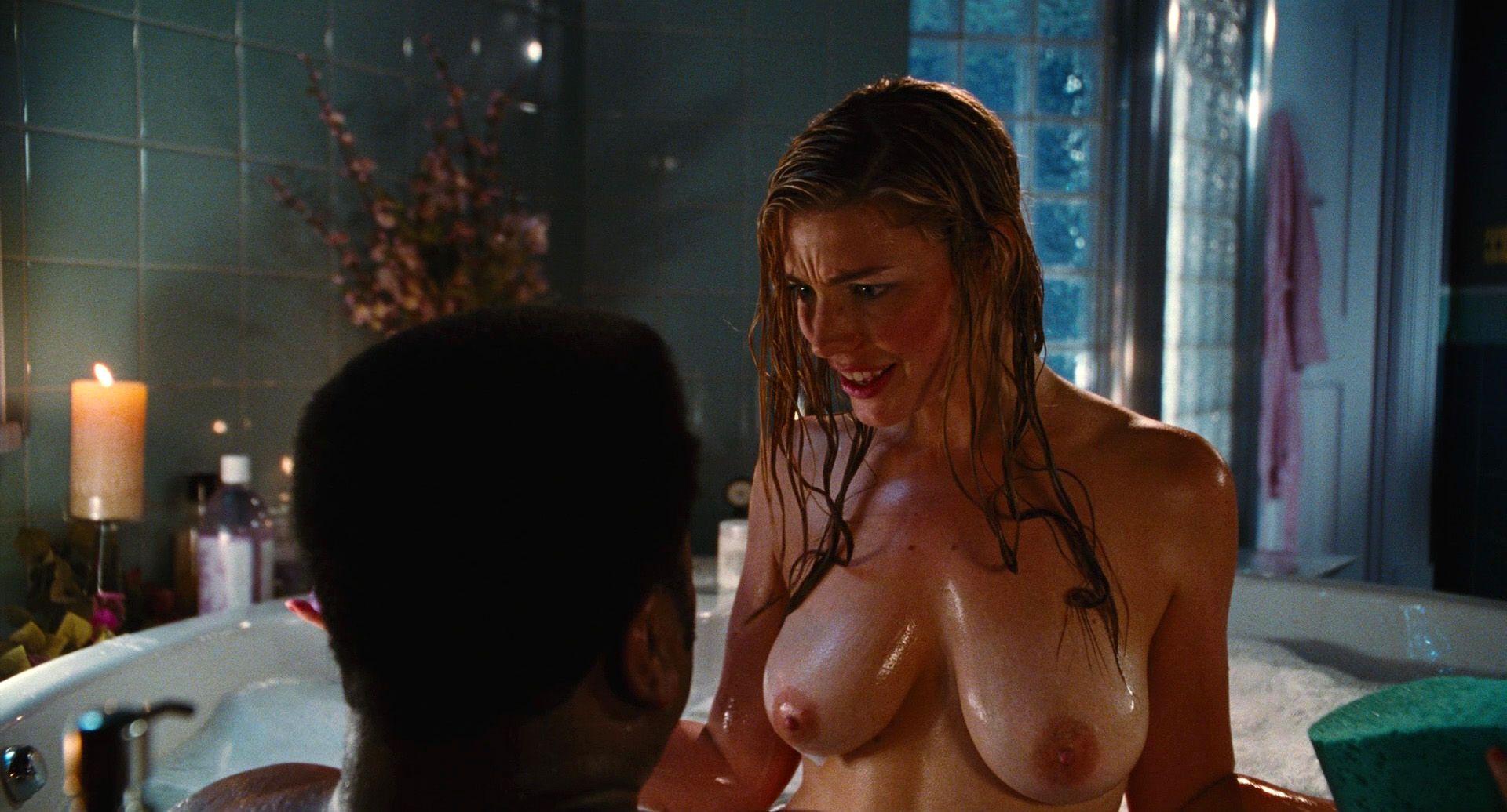 Jessica Pare Nude – Hot Tub Time Machine (6 Pics + GIF & Video) 5