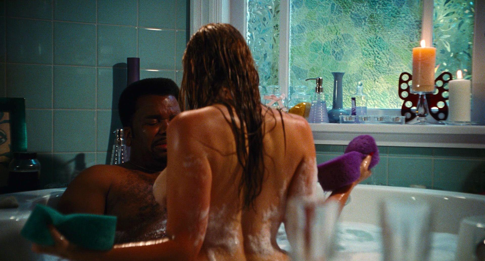 Jessica Pare Nude – Hot Tub Time Machine (6 Pics + GIF & Video) 1