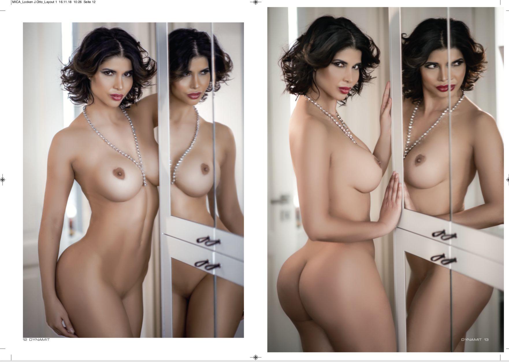 Micaela Schaefer Naked (6 New Photos) 5