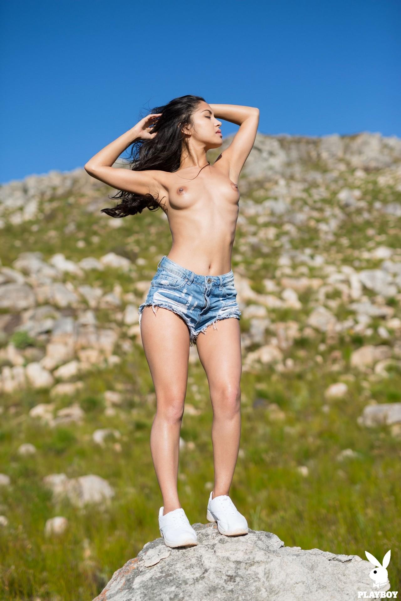 Chloe Rose in Trail Blazing 11
