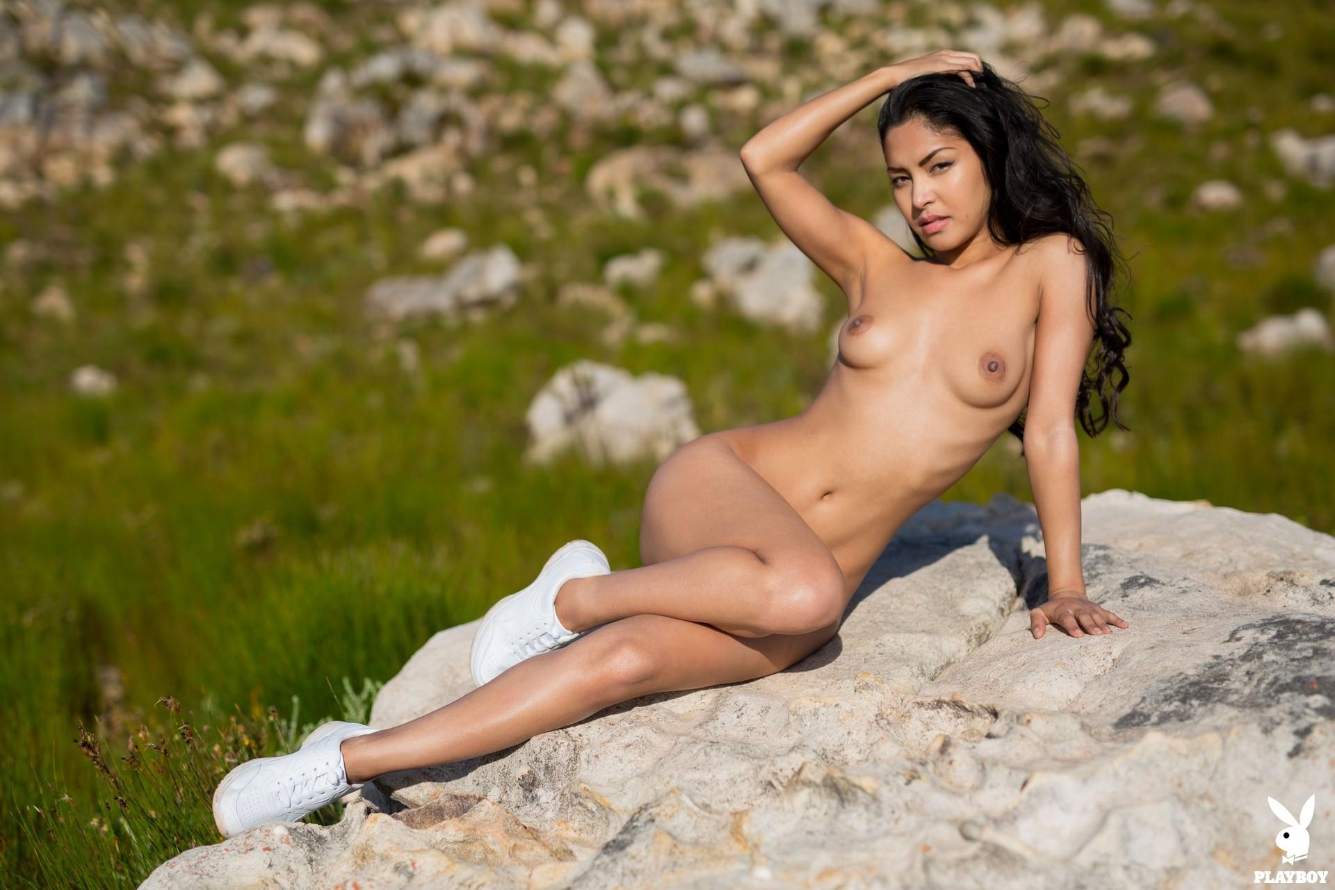 Chloe Rose in Trail Blazing 25