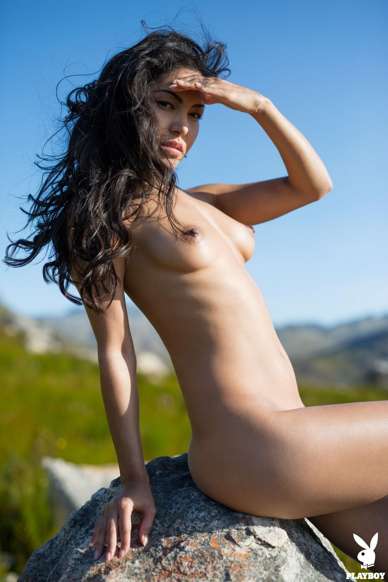 Chloe Rose in Trail Blazing 40