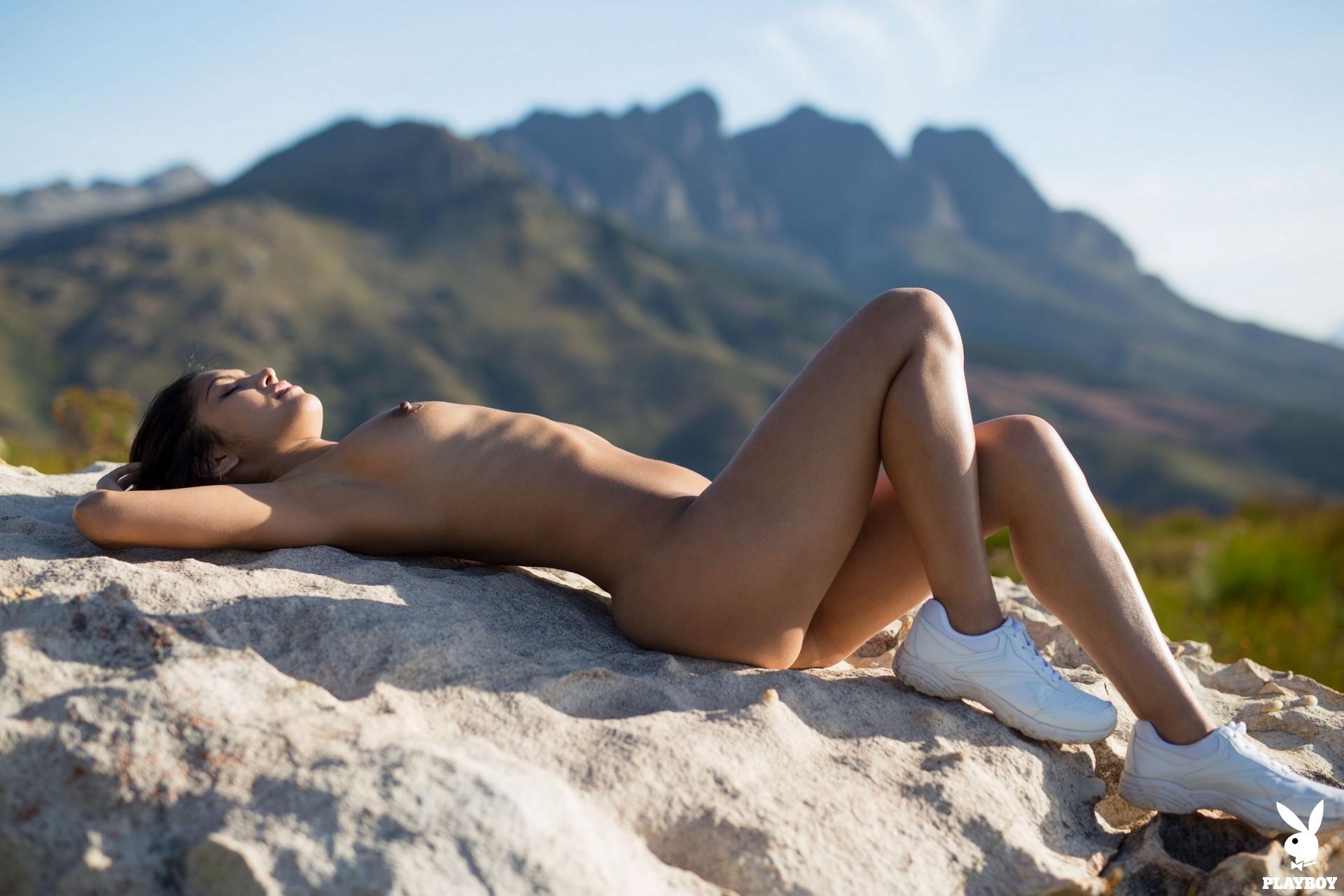 Chloe Rose in Trail Blazing 9