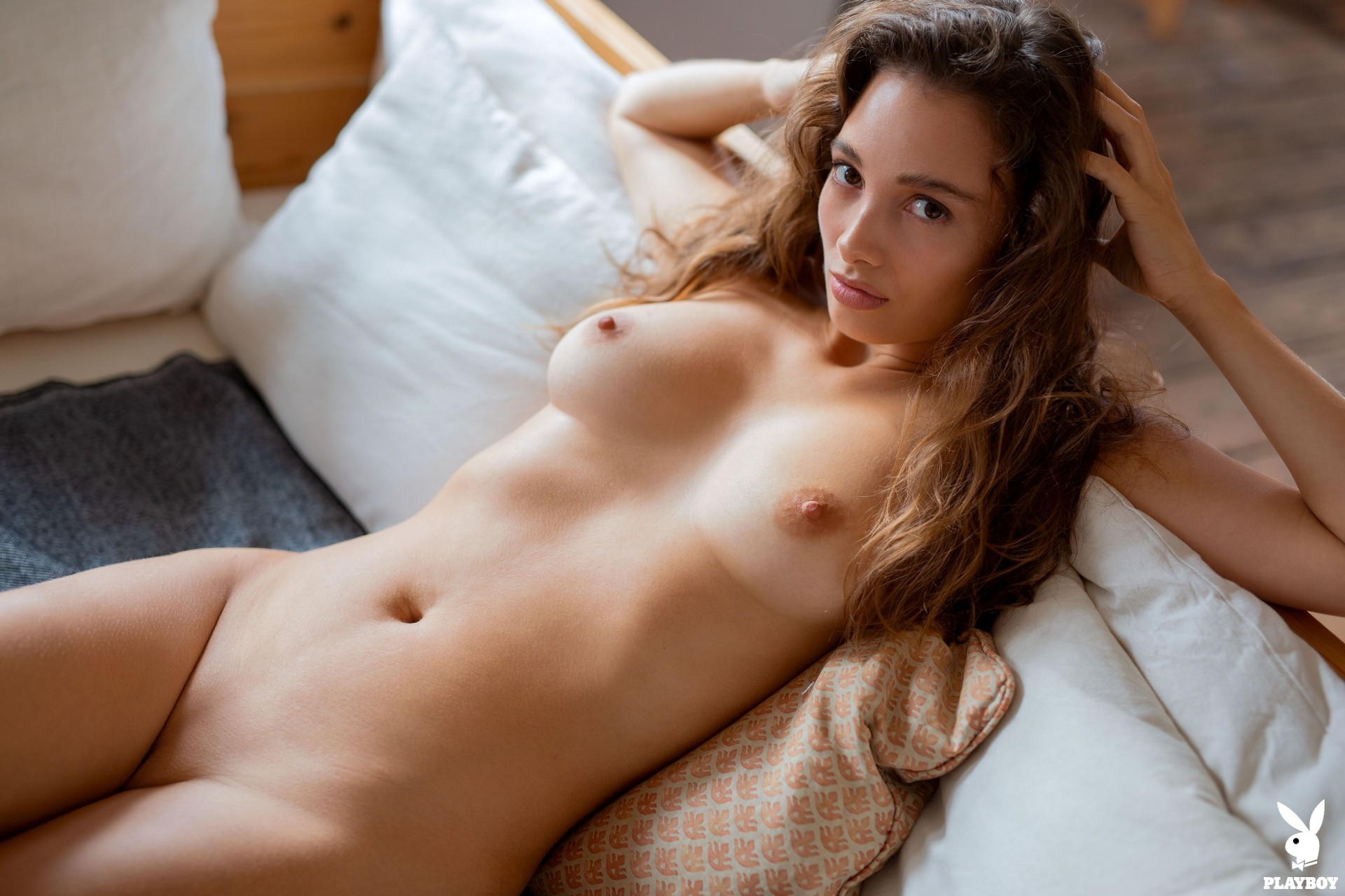 Calypso Muse in Sweet Comforts - Playboy Plus 6