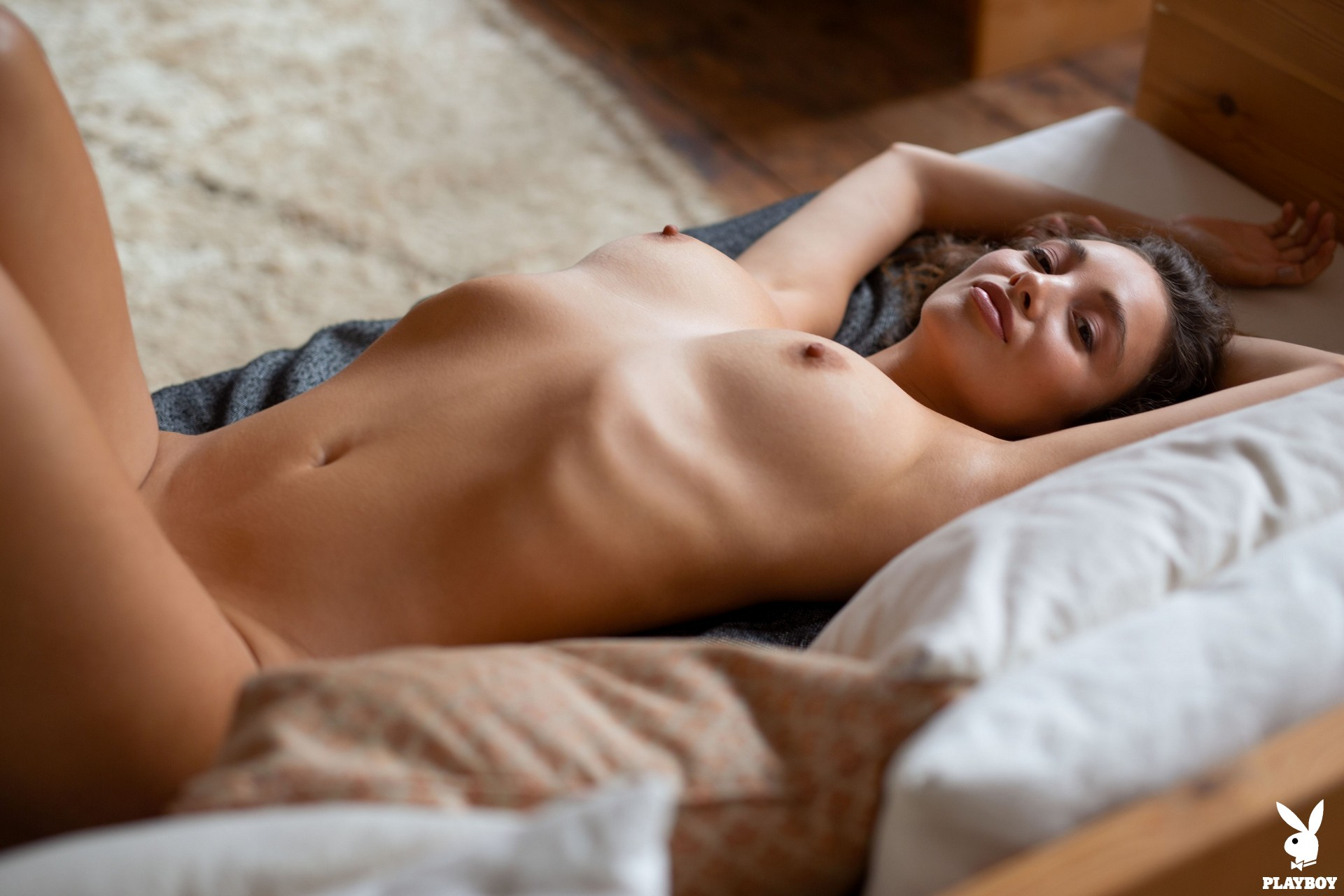 Calypso Muse in Sweet Comforts - Playboy Plus 8