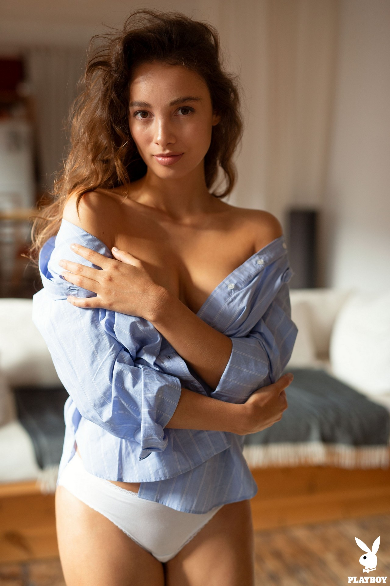 Calypso Muse in Sweet Comforts - Playboy Plus 1