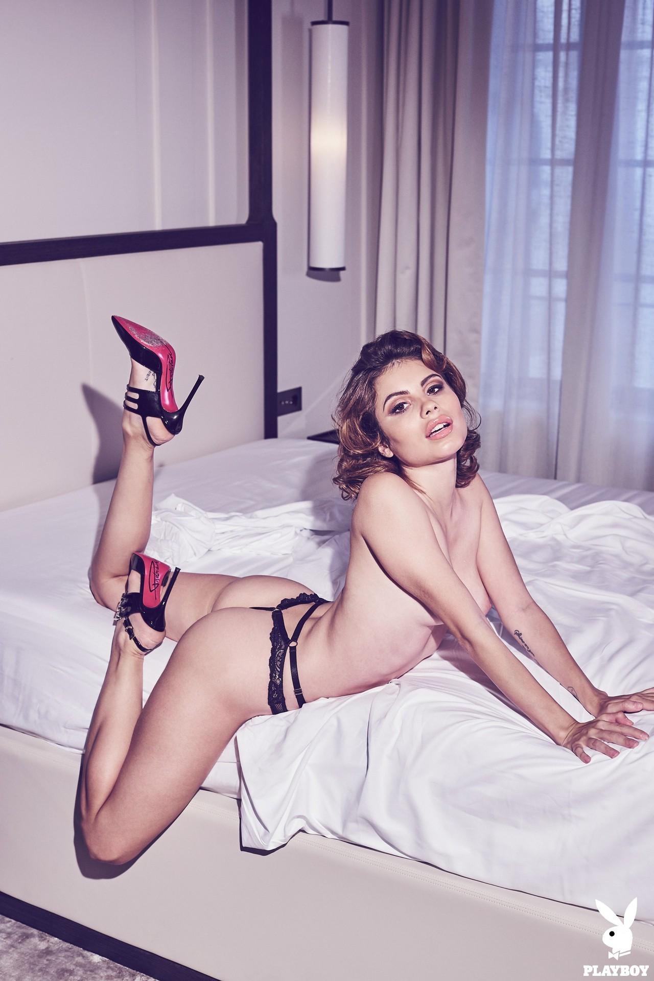 Chiara Arrighi in Playboy Germany Vol. 3 - Playboy Plus 11