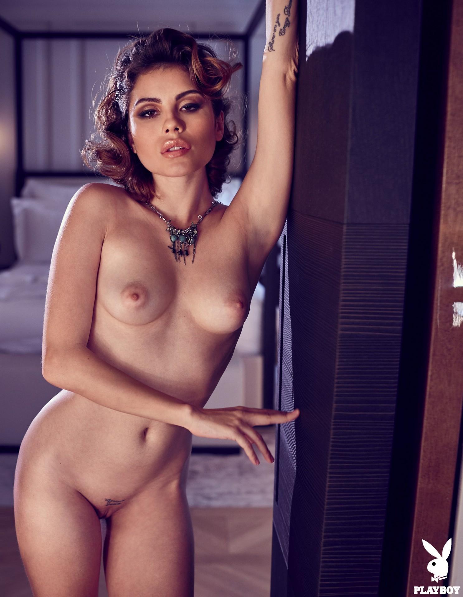 Chiara Arrighi in Playboy Germany Vol. 3 - Playboy Plus 12