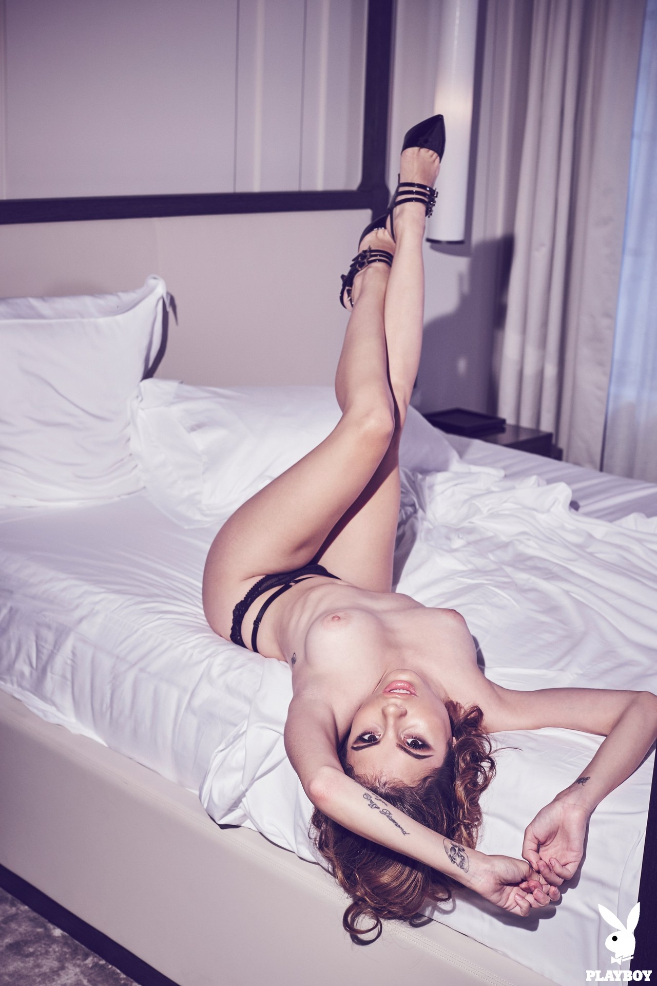 Chiara Arrighi in Playboy Germany Vol. 3 - Playboy Plus 13