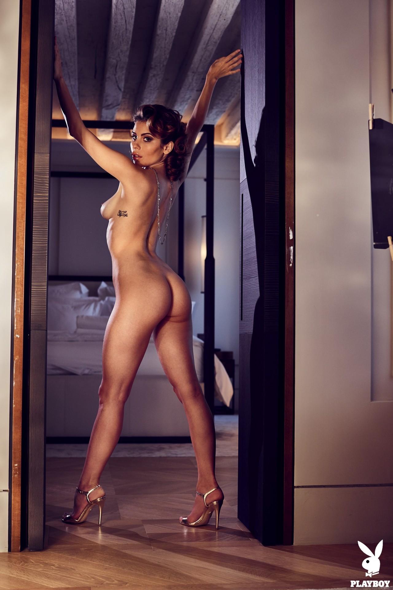 Chiara Arrighi in Playboy Germany Vol. 3 - Playboy Plus 14