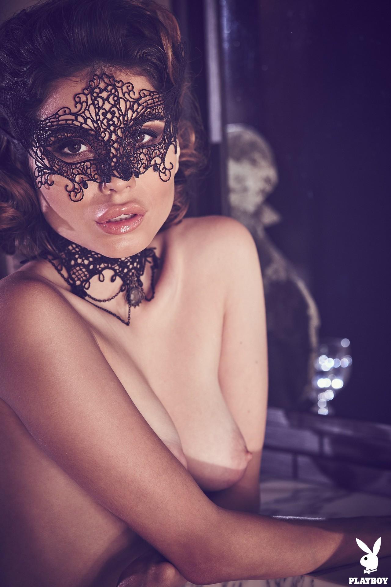 Chiara Arrighi in Playboy Germany Vol. 3 - Playboy Plus 3