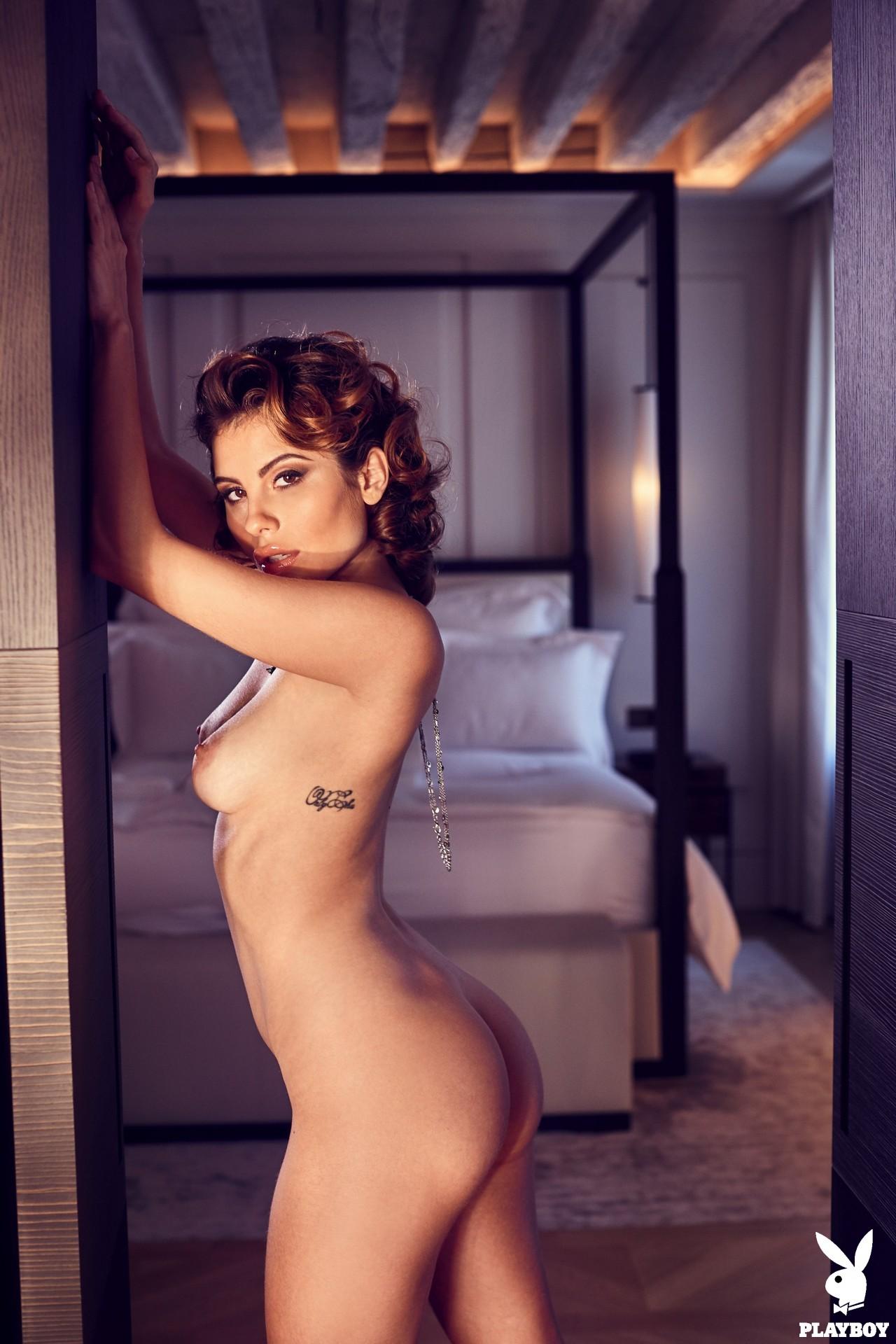 Chiara Arrighi in Playboy Germany Vol. 3 - Playboy Plus 4