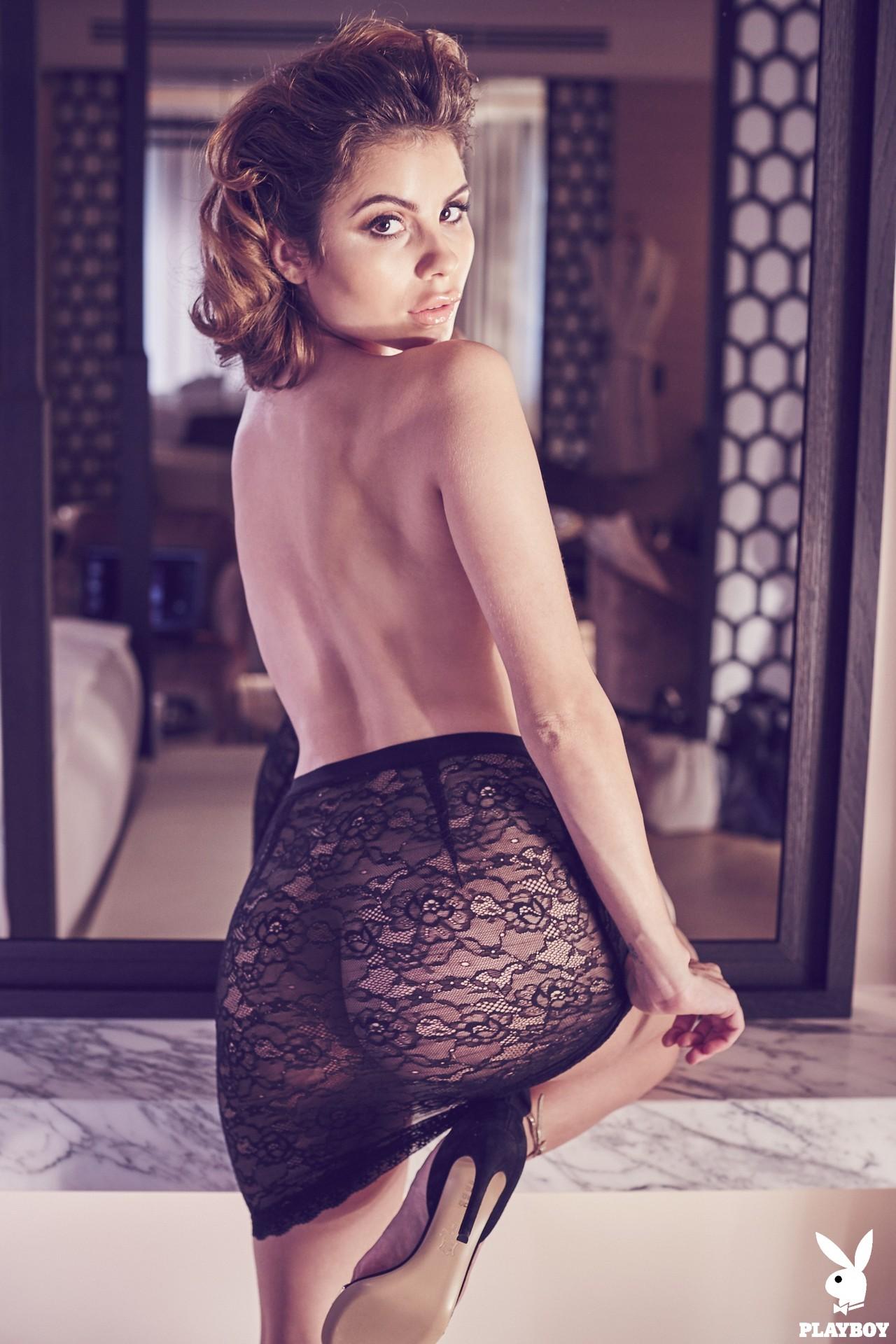Chiara Arrighi in Playboy Germany Vol. 3 - Playboy Plus 6