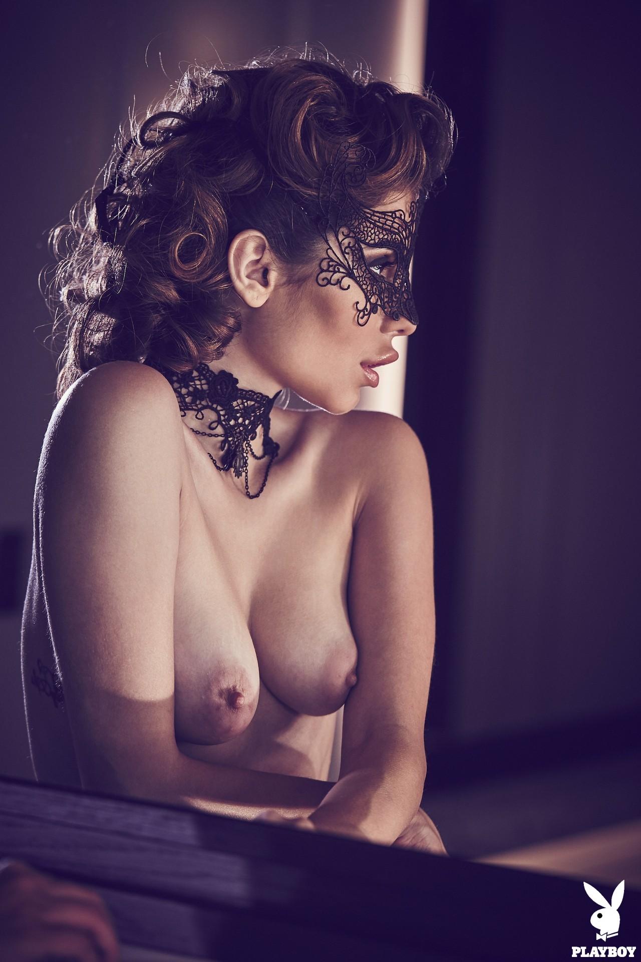 Chiara Arrighi in Playboy Germany Vol. 3 - Playboy Plus 7