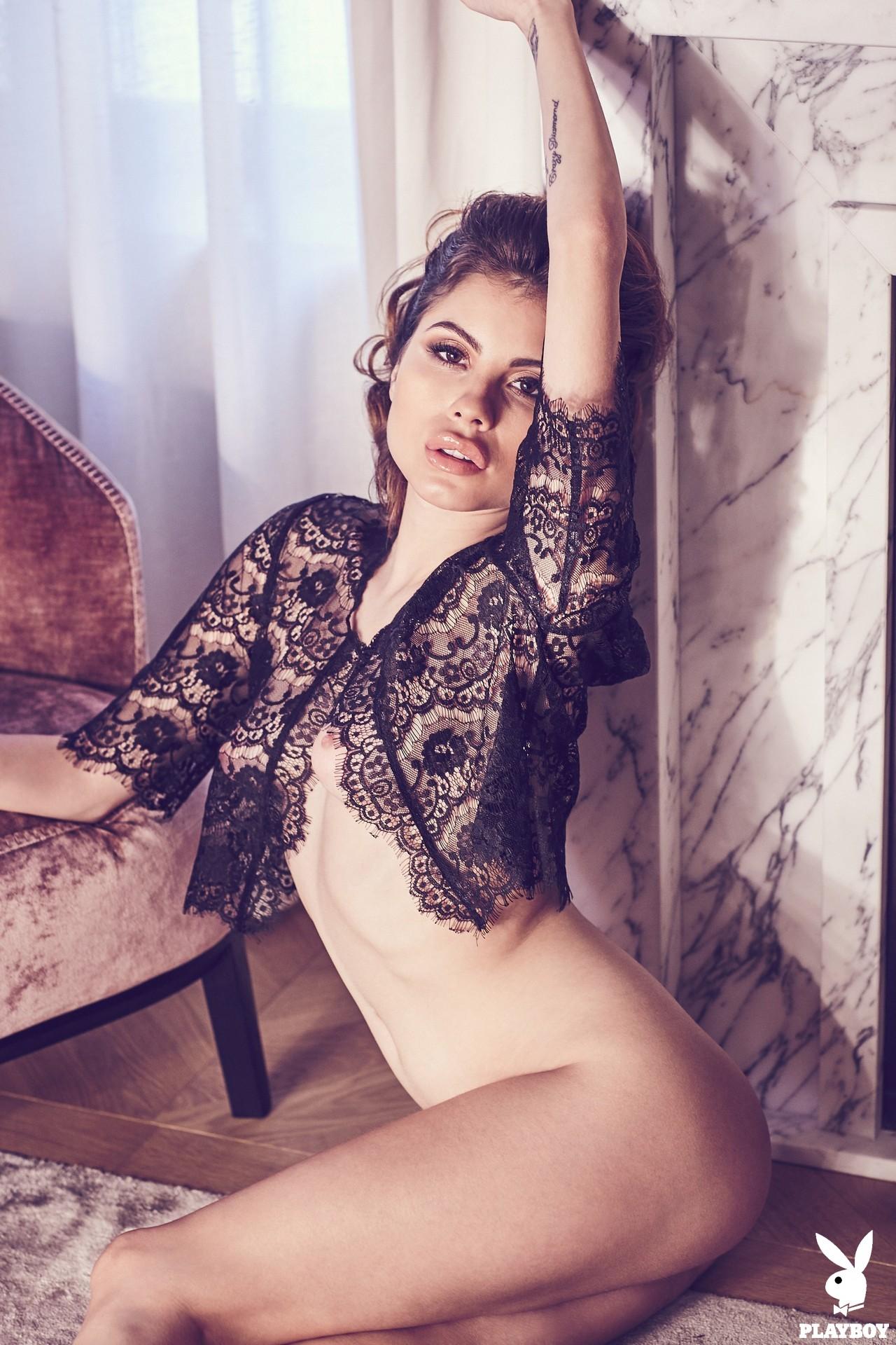 Chiara Arrighi in Playboy Germany Vol. 3 - Playboy Plus 8