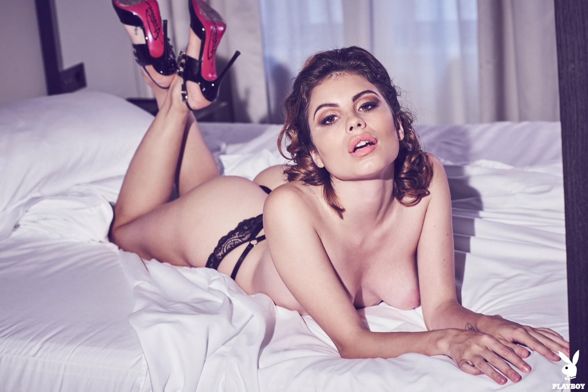Chiara Arrighi in Playboy Germany Vol. 3 - Playboy Plus 1