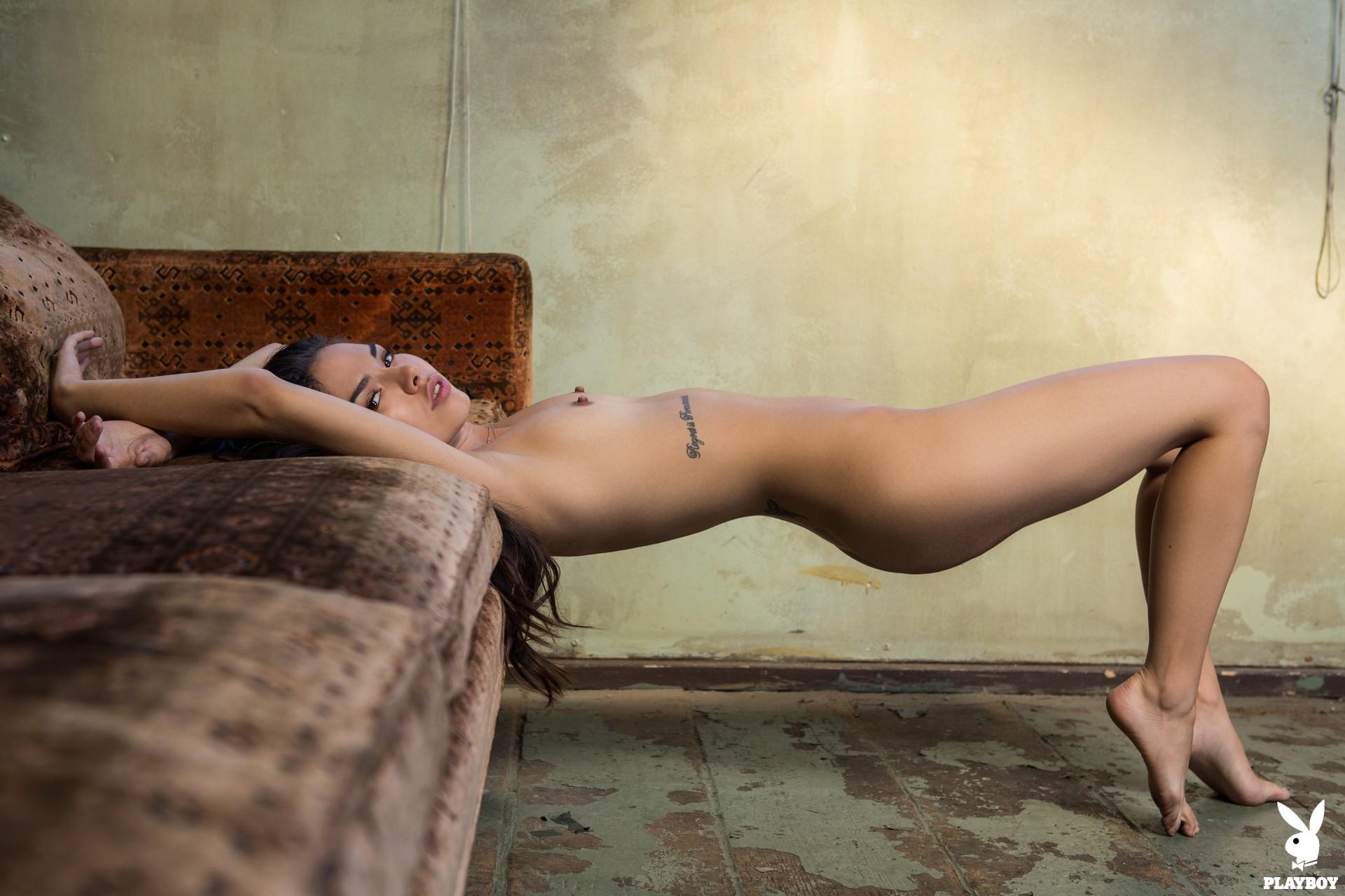 Dominique Gabrielle in Rustic Seduction - Playboy Plus 12