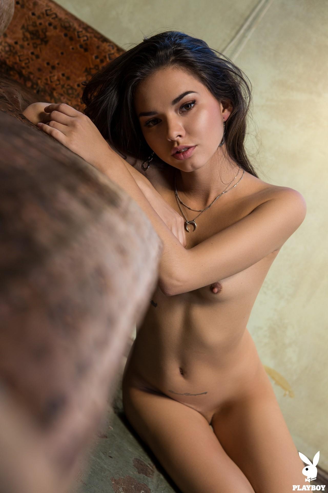Dominique Gabrielle in Rustic Seduction - Playboy Plus 3