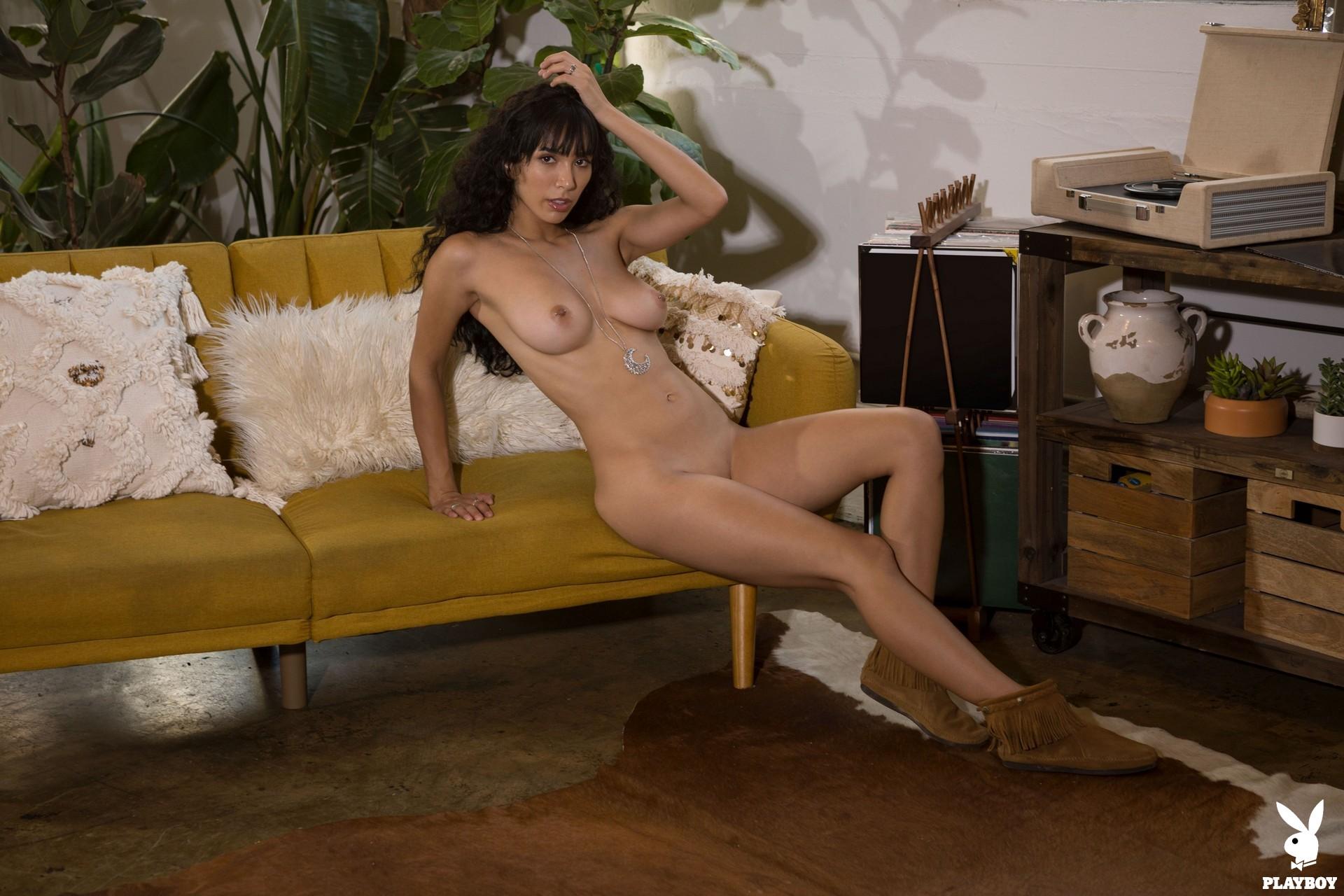 Erika De Leija in Funky and Free - Playboy Plus 2