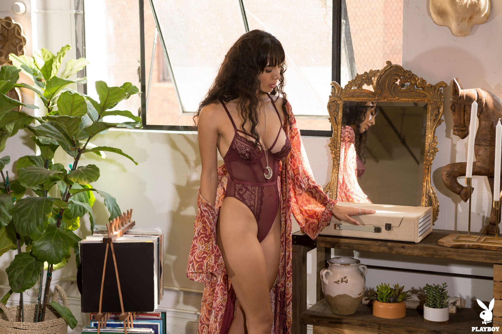 Erika De Leija in Funky and Free - Playboy Plus 13