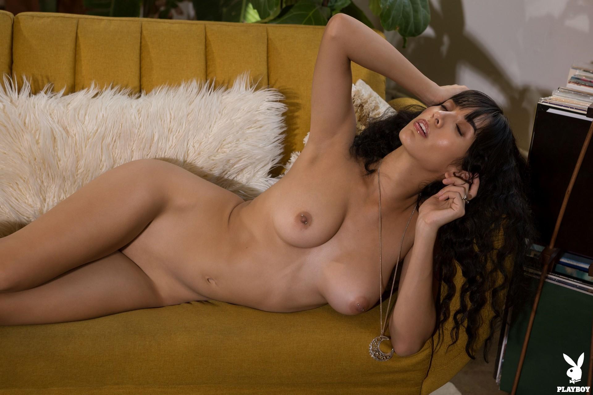 Erika De Leija in Funky and Free - Playboy Plus 14