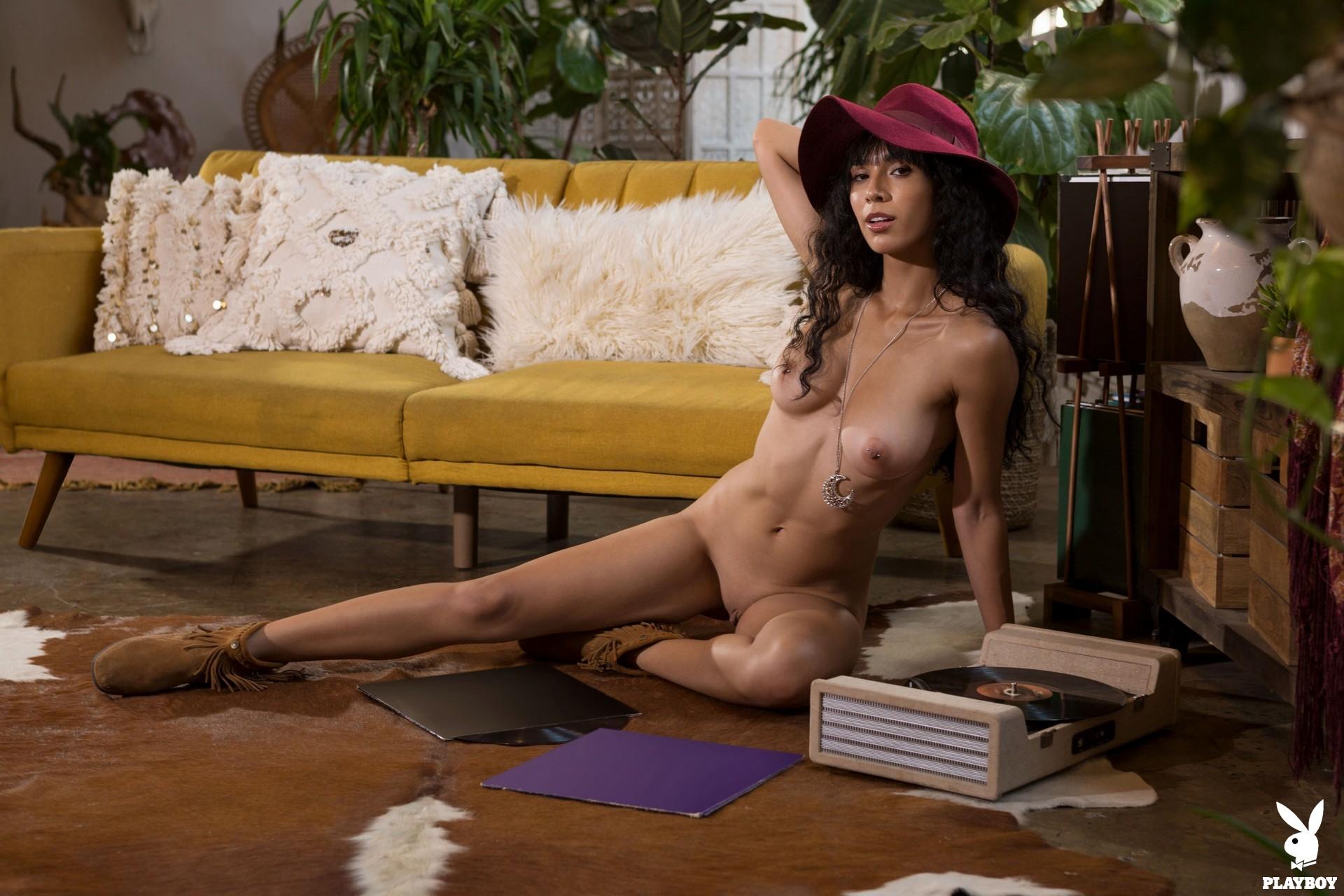 Erika De Leija in Funky and Free - Playboy Plus 15