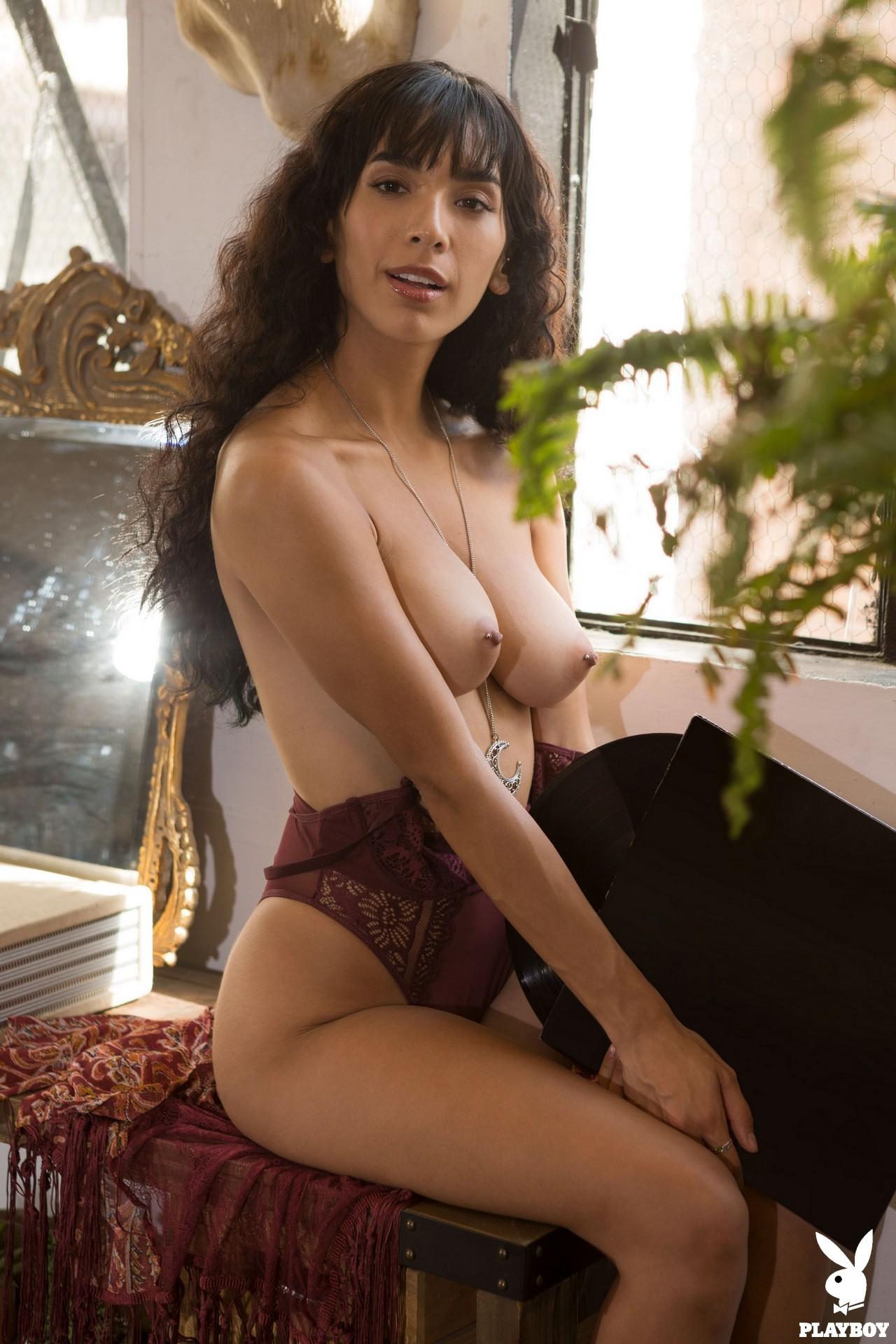 Erika De Leija in Funky and Free - Playboy Plus 16