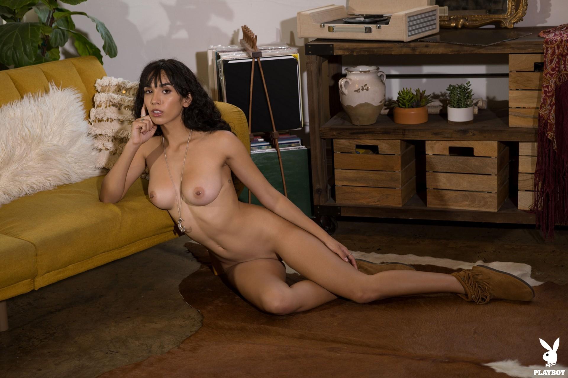 Erika De Leija in Funky and Free - Playboy Plus 17