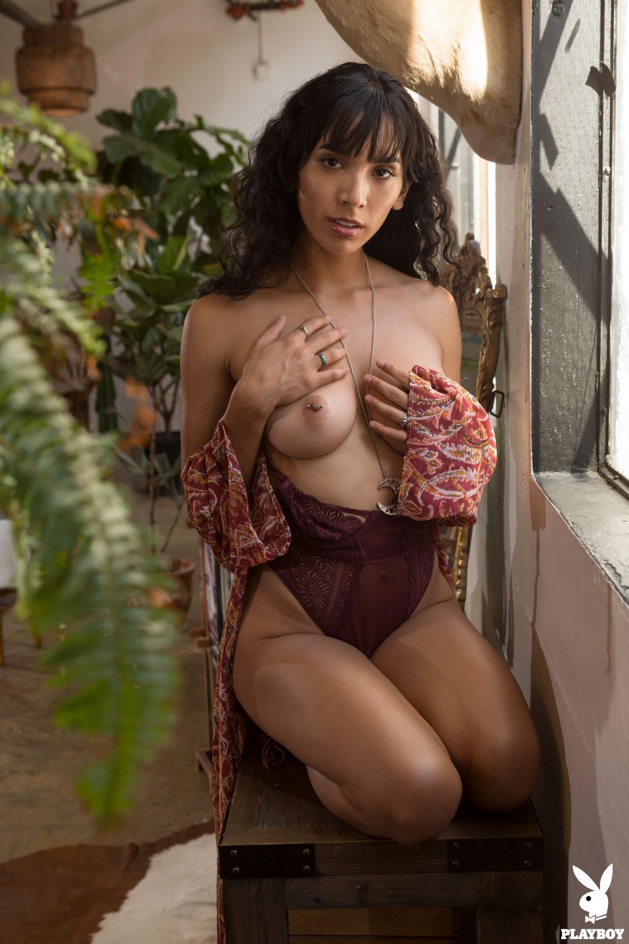Erika De Leija in Funky and Free - Playboy Plus 20