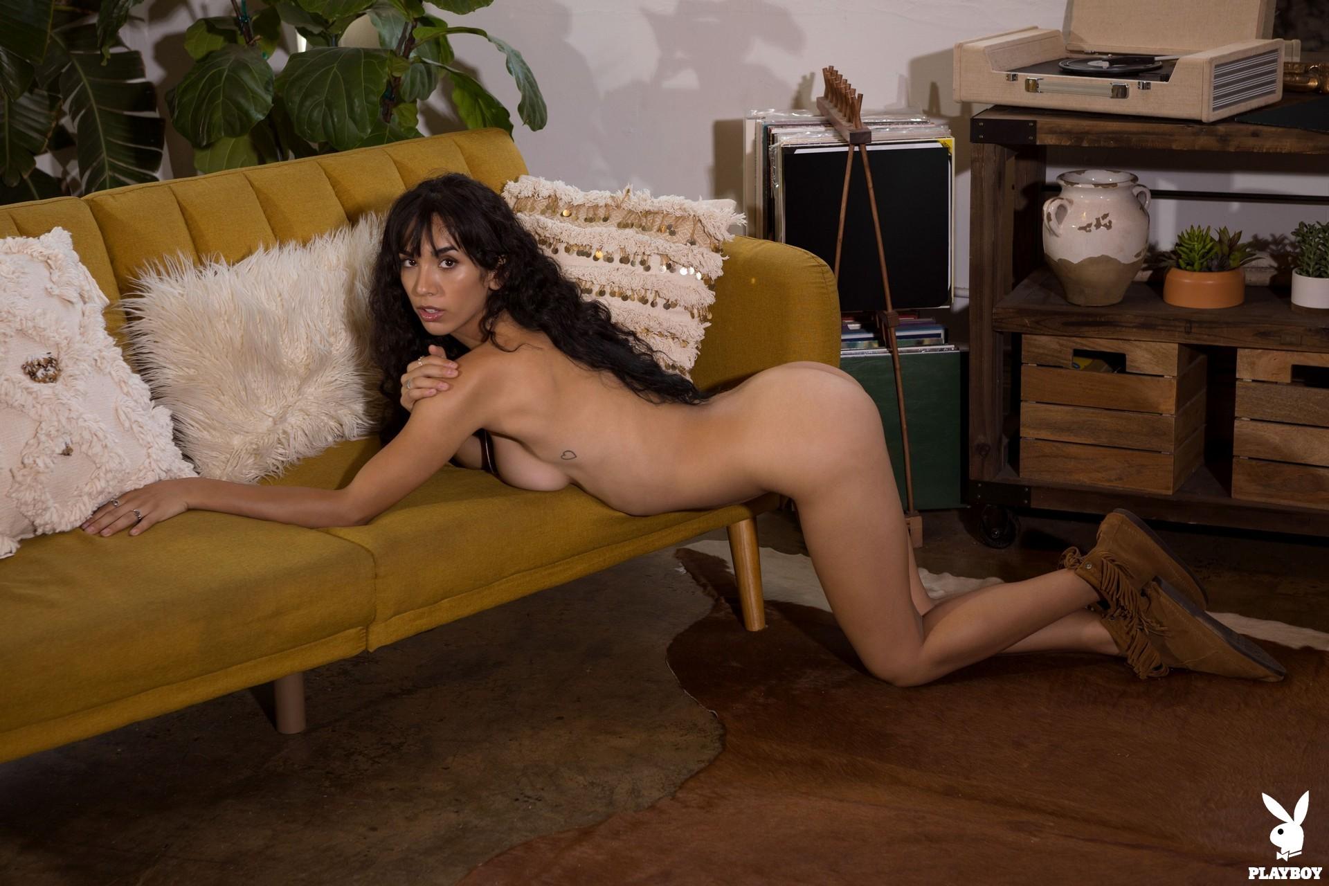 Erika De Leija in Funky and Free - Playboy Plus 35