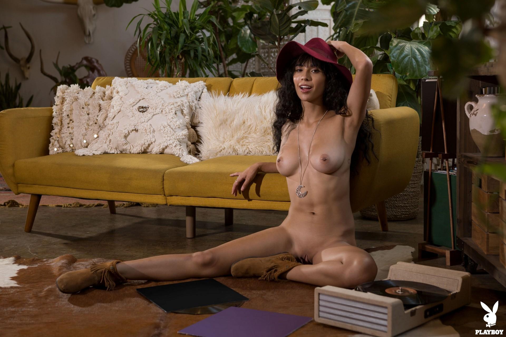 Erika De Leija in Funky and Free - Playboy Plus 36
