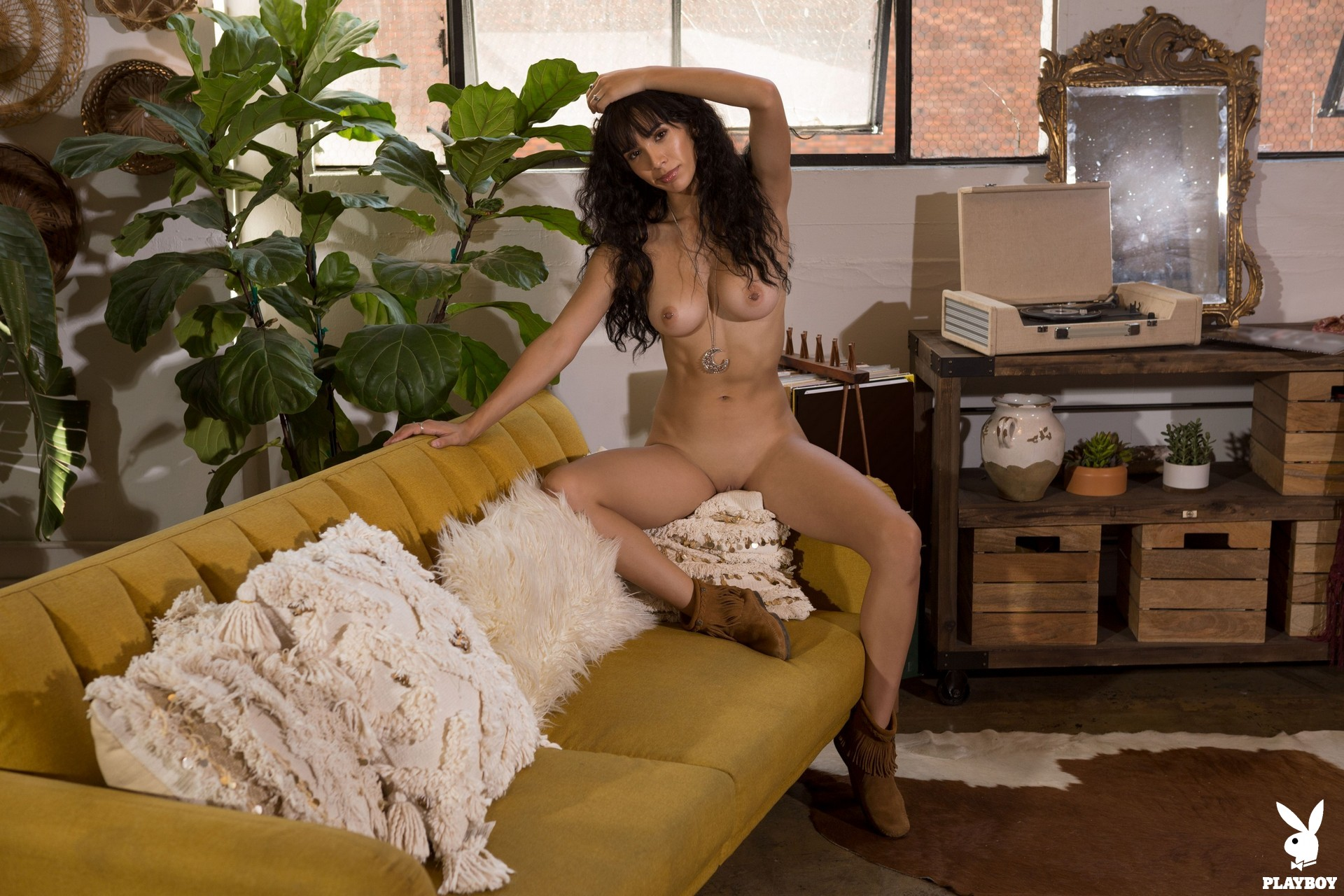 Erika De Leija in Funky and Free - Playboy Plus 37