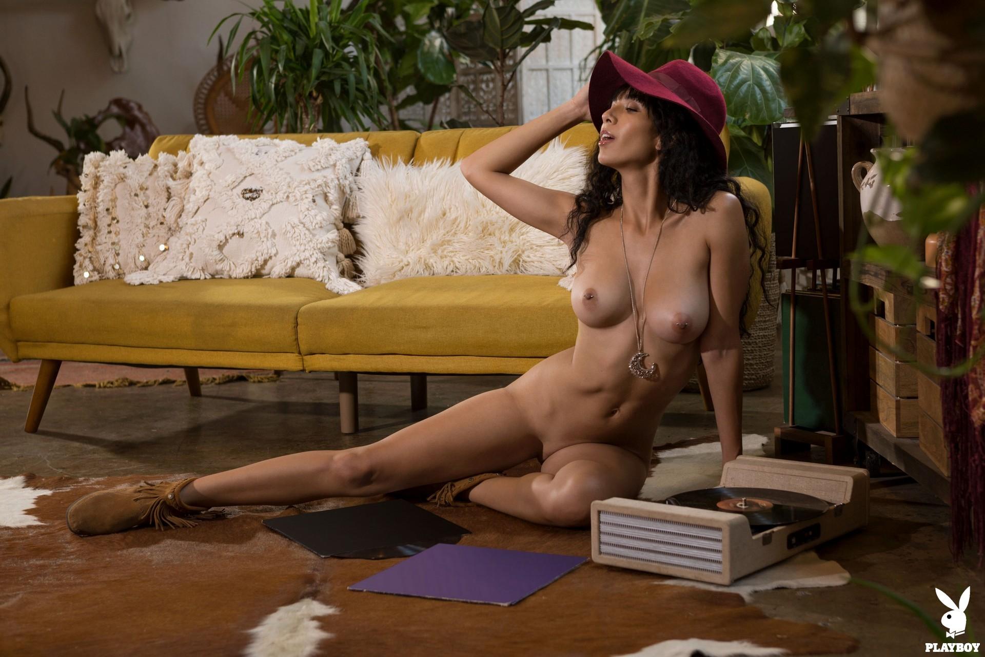 Erika De Leija in Funky and Free - Playboy Plus 7