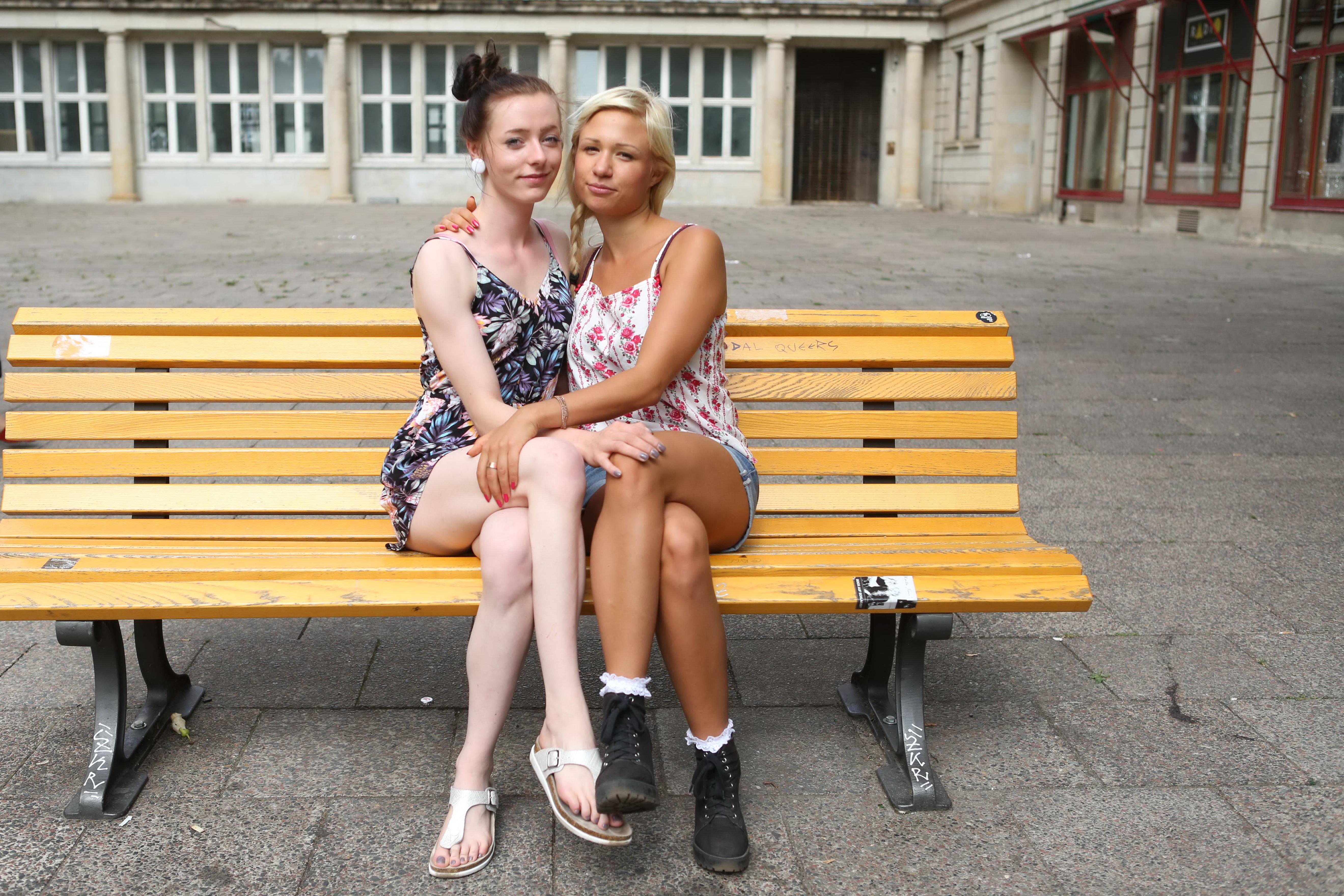 Ersties.com - Lisa M. & Gabi - Sex in Deep Harmony 13